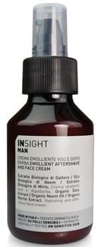 Insight Crema pu fata si dupa ras pu barbati Emoll. After Shave/Face Cream 100 ml