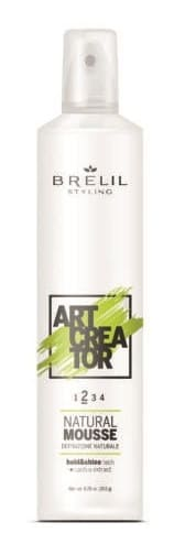 Brelil Styling Mousse cu fixare medie, 300ml.
