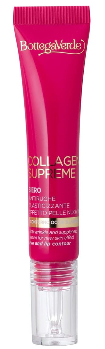 BV Ser anti-rid pu zona ochilor si buzelor COLLAGEN SUPREME, 10ml.