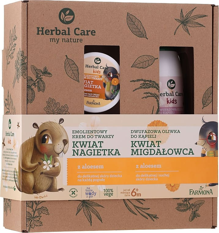 Set cadou Farmona Herbal Care Kids