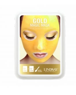 Lindsay Masca alginata pu fata 'Luxury Gold Magic'