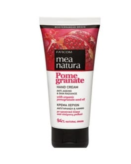 Crema pu miini anti age  Mea Natura Pomegranate 100ml